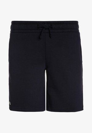 Sports shorts - navy blue