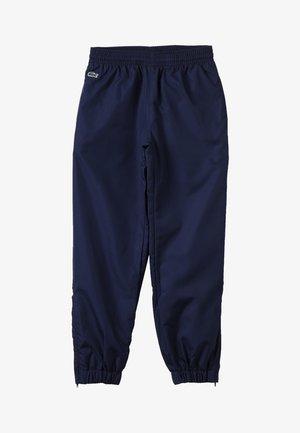 TENNIS PANT - Tracksuit bottoms - navy blue