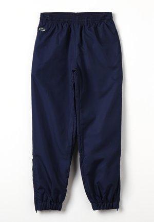 TENNIS PANT - Träningsbyxor - navy blue