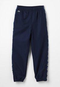 Lacoste Sport - Teplákové kalhoty - navy blue - 0
