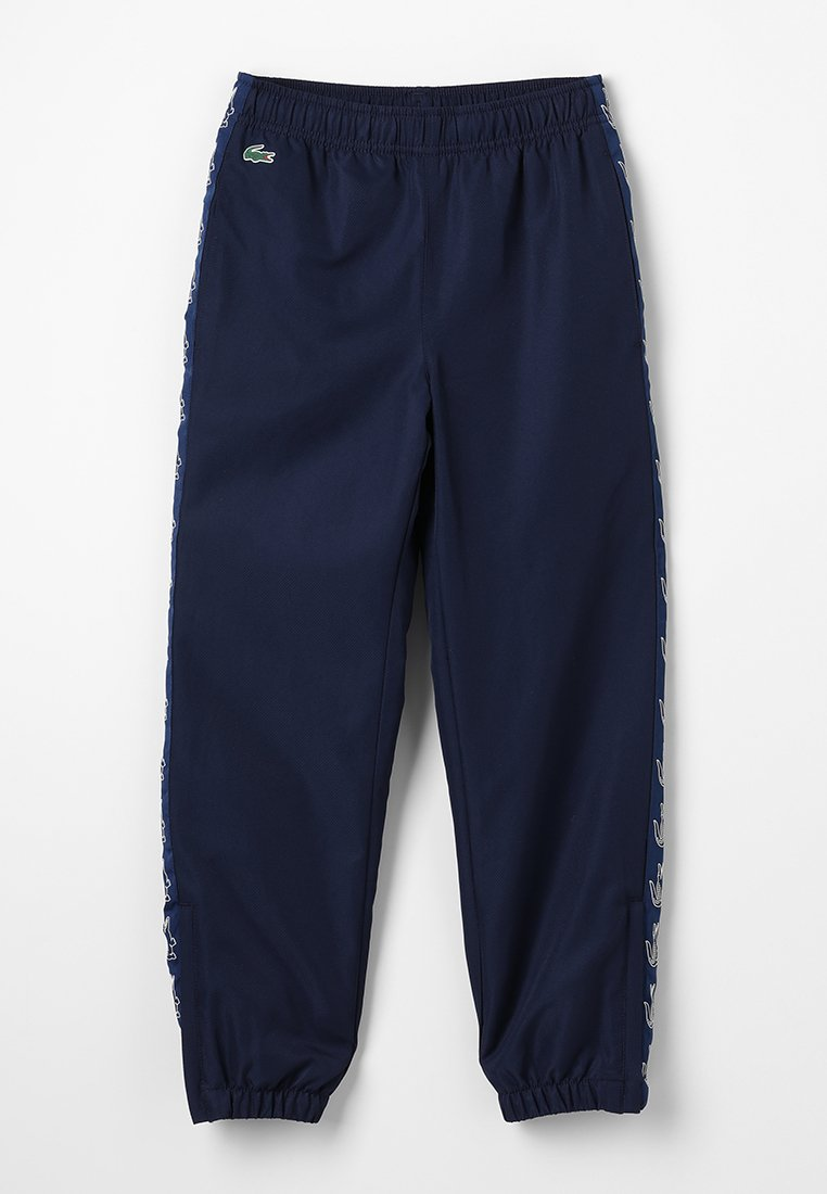 Lacoste Sport - Tracksuit bottoms - navy blue