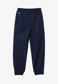 Lacoste Sport - Teplákové kalhoty - navy blue - 3