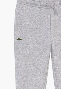 Lacoste Sport - Teplákové kalhoty - silver chine - 3