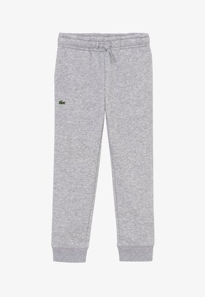 Tracksuit bottoms - silver chine