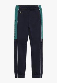 Lacoste Sport - Pantalon de survêtement - navy blue/ivy white - 0