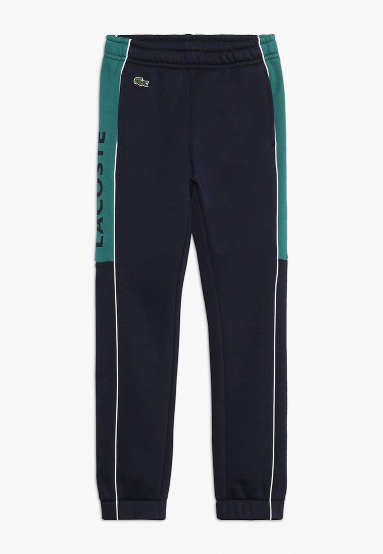 Lacoste Sport - Pantalon de survêtement - navy blue/ivy white