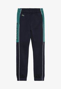 Lacoste Sport - Trainingsbroek - navy blue/ivy white - 2