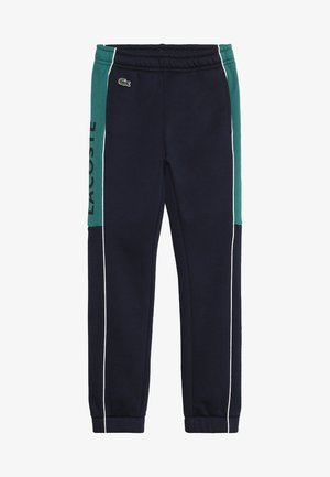 Trainingsbroek - navy blue/ivy white