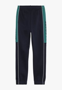 Lacoste Sport - Pantalon de survêtement - navy blue/ivy white - 1