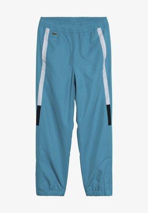 TENNIS PANT - Pantalon de survêtement - cuba/white/navy blue