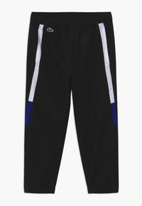 Lacoste Sport - TENNIS PANT - Tracksuit bottoms - black/white cosmic - 0