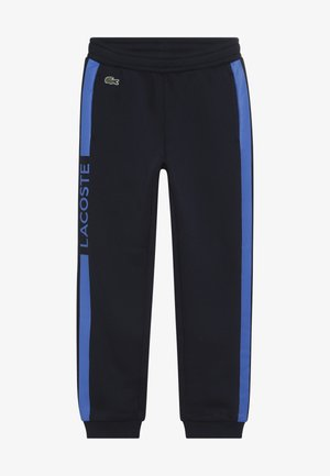Tracksuit bottoms - navy blue/obscurity/cuba