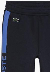 Lacoste Sport - Pantalon de survêtement - navy blue/obscurity/cuba - 4