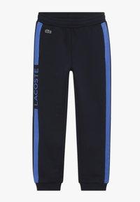 Lacoste Sport - Pantalon de survêtement - navy blue/obscurity/cuba - 0