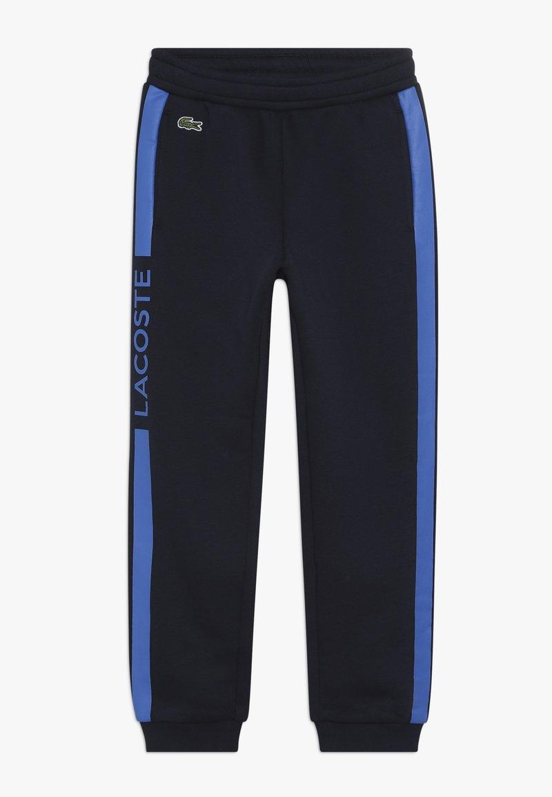 Lacoste Sport - Pantalon de survêtement - navy blue/obscurity/cuba