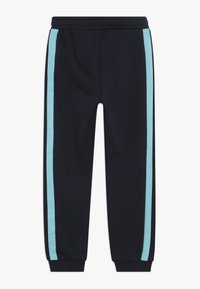 Lacoste Sport - Pantalon de survêtement - navy blue/obscurity/cuba - 1