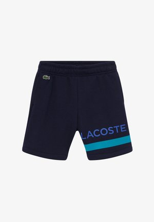 Sports shorts - navy blue/obscurity-cuba