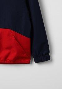 Lacoste Sport - Veste de survêtement - white/navy blue/red - 3