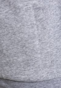 Lacoste Sport - TENNIS HOODIE - Mikina na zip - silver chine/navy blue - 3