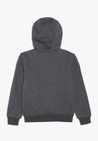 Lacoste Sport - TENNIS HOODIE - veste en sweat zippée - pitch/navy blue - 1