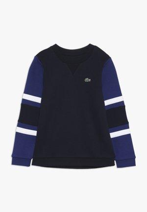 Sweater - navy blue/ocean white