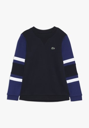 Mikina - navy blue/ocean white