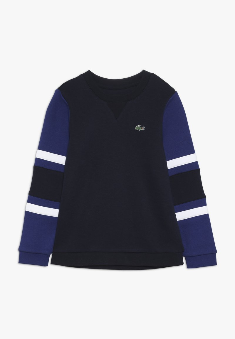 Lacoste Sport - Bluza - navy blue/ocean white
