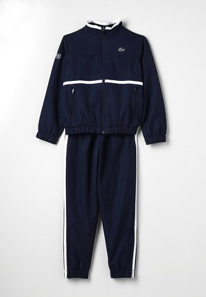 TRACKSUIT - Dres - navy blue/pratensis-white