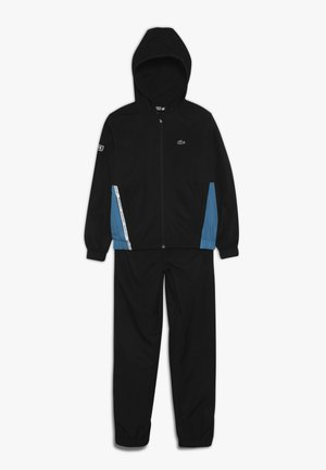 TRACKSUIT - Survêtement - black/sumatra white