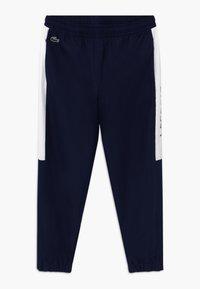 Lacoste Sport - TRACKSUIT - Survêtement - navy blue/white - 2
