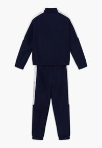 Lacoste Sport - TRACKSUIT - Survêtement - navy blue/white - 1