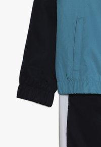 Lacoste Sport - TRACKSUIT - Survêtement - cuba/navy blue/white - 4