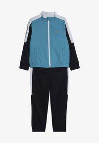 Lacoste Sport - TRACKSUIT - Survêtement - cuba/navy blue/white - 5