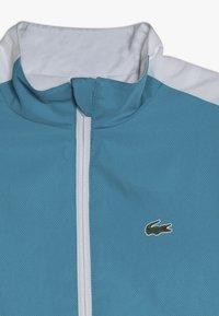 Lacoste Sport - TRACKSUIT - Survêtement - cuba/navy blue/white - 6