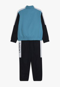 Lacoste Sport - TRACKSUIT - Survêtement - cuba/navy blue/white - 1