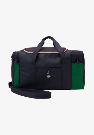 WEEKENDER - Sports bag - marine yucca/flamenco peacoat/verdant green/molten lava