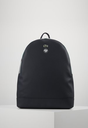 BACKPACK - Sports bag - marine yucca flamenco peacoat verdant green molten lava