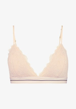 DARLING - Triangel BH - sand