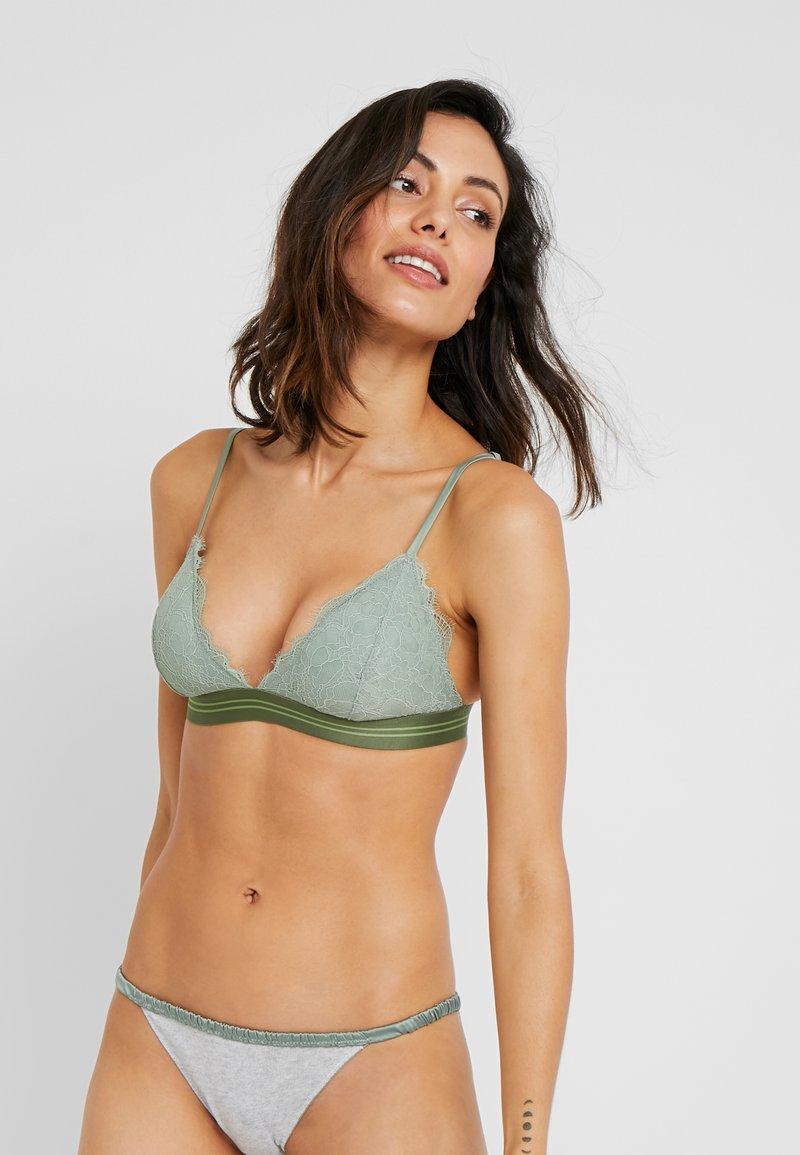 LOVE Stories - DARLING - Triangle bra - mint