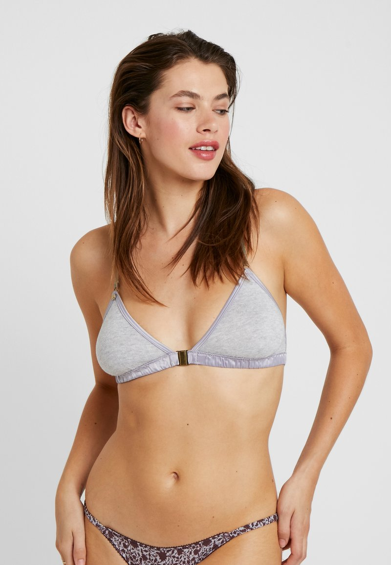 LOVE Stories - LUCIA - Triangle bra - grey