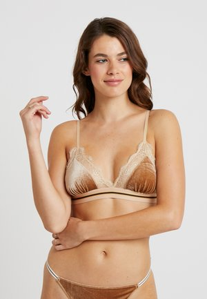 LOVE BRA - Triangel BH - stone