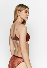 LOVE Stories - HAZEL - Reggiseno a triangolo - chocolat - 2
