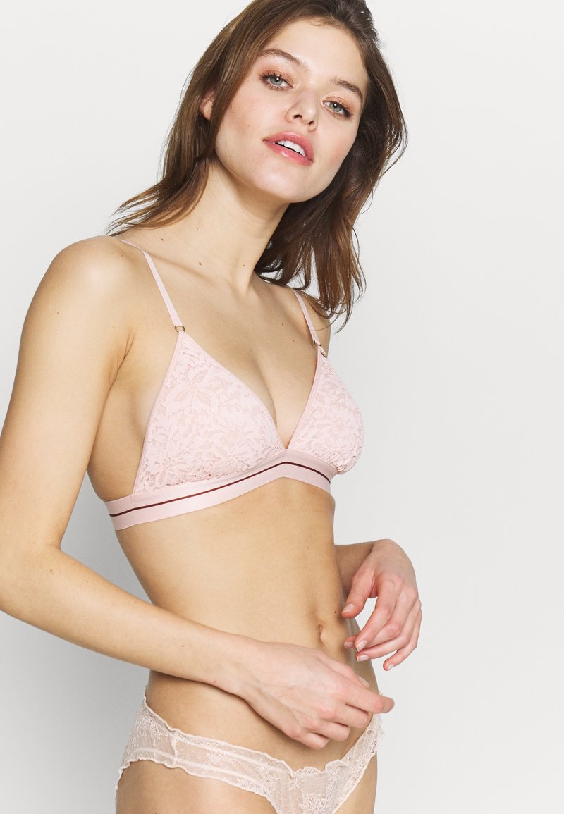 LOVE Stories - UMA - Soutien-gorge triangle - vanilla