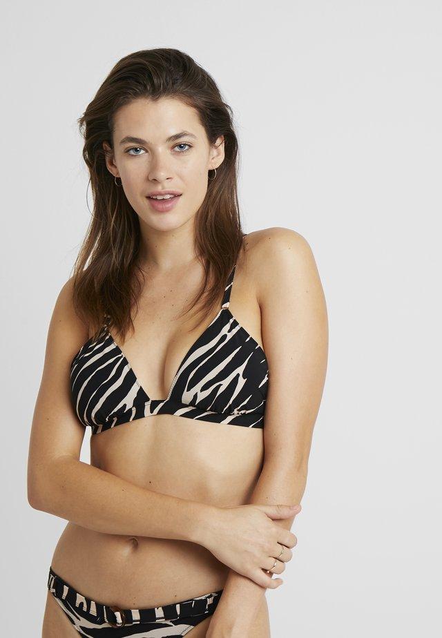 UMA - Bikini pezzo sopra - black
