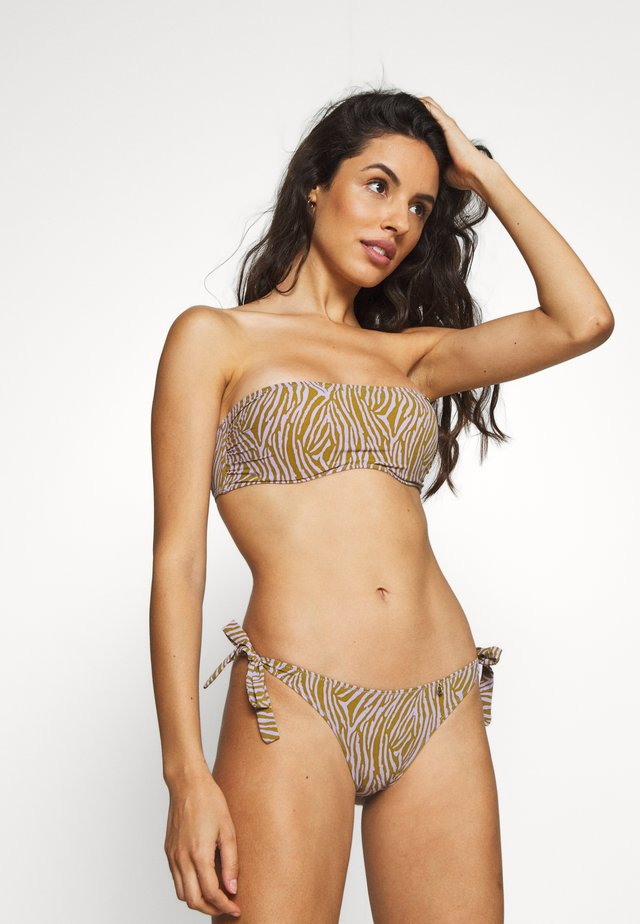 BOND - Bikini pezzo sopra - zebra
