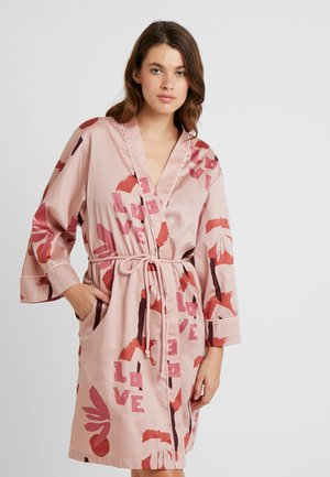 JOLIE - Dressing gown - blush