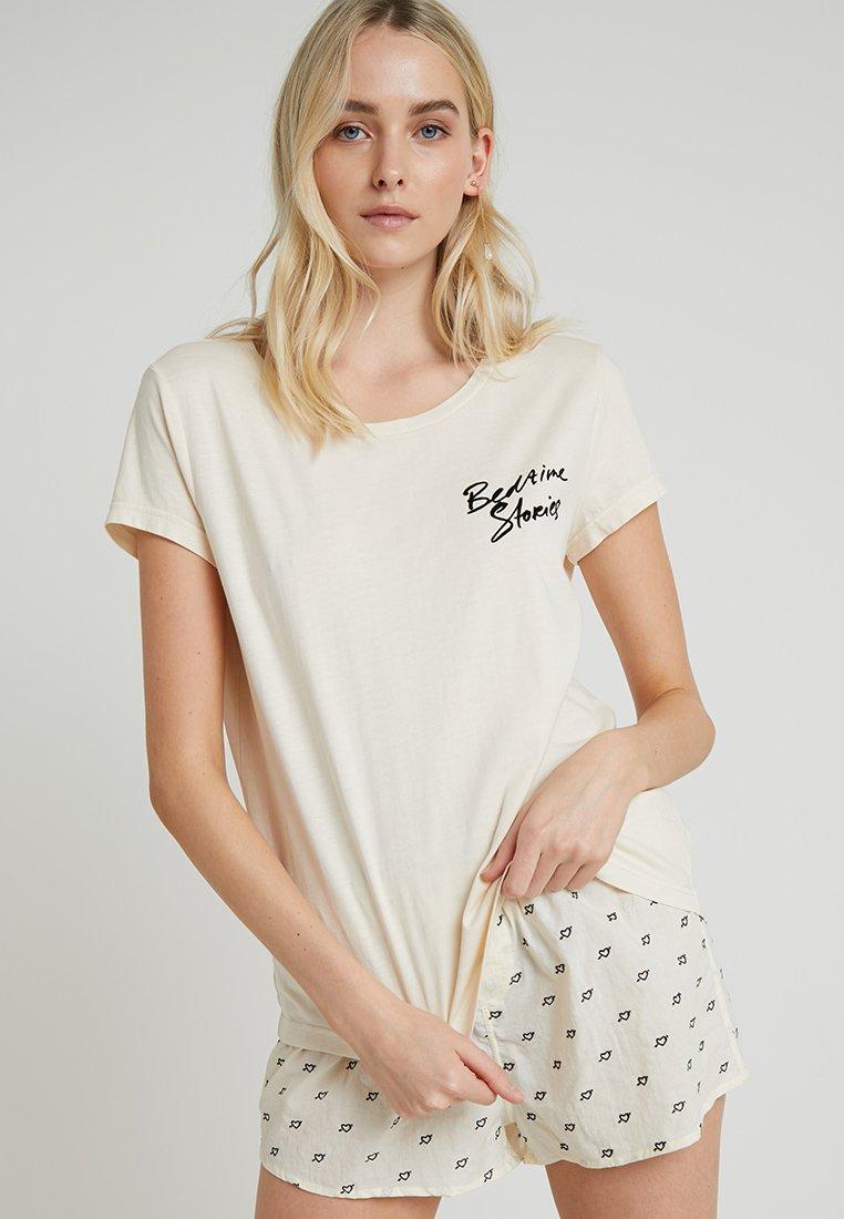 LOVE Stories - Pyjama top - off white