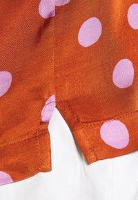 LOVE Stories - BLUEMOON - Pyjamashirt - brown/pink - 5