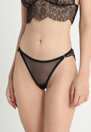 BELLA - String - black