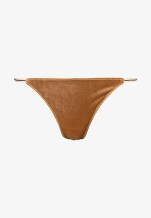 ROOMSERVICE THONG - String - stone
